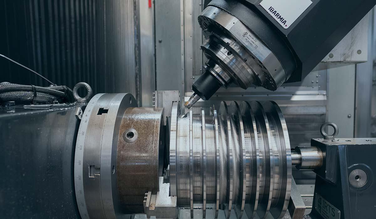Mecanizado-industrial